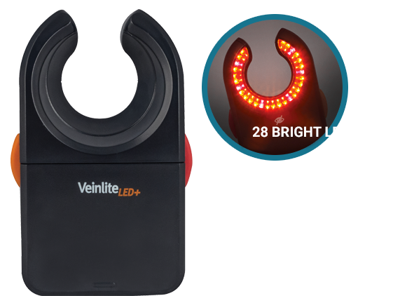 Introducing the NEW Veinlite LED+