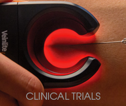 Veinlite Vein Access Clinical Trials