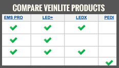 Compare Veinlite Models